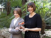 Frances Ouseley e Carolyn McCall