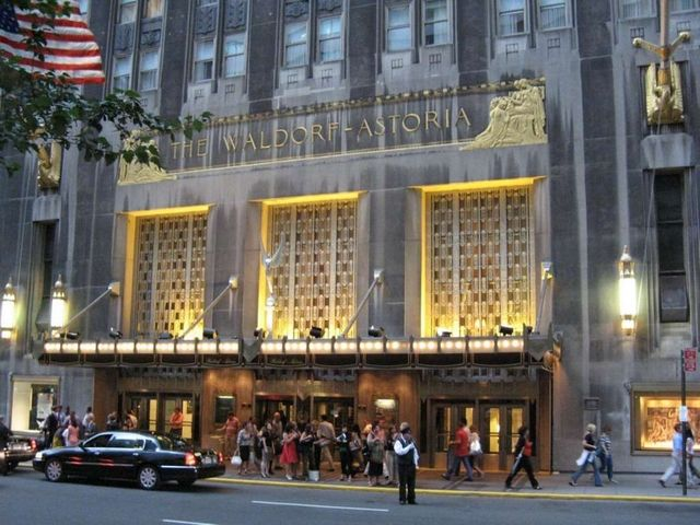 Waldorf Astoria, New York