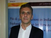 Gilles Ringwald, general manager Italia Jet Airways