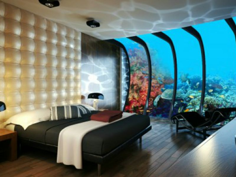 Water Discus Underwater Hotel A Dubai Il Primo Albergo