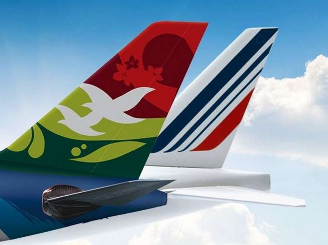 Air Seychelles - Air France