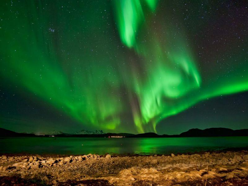 I sei posti pi belli del mondo per vedere l 39 aurora for I mobili piu belli del mondo