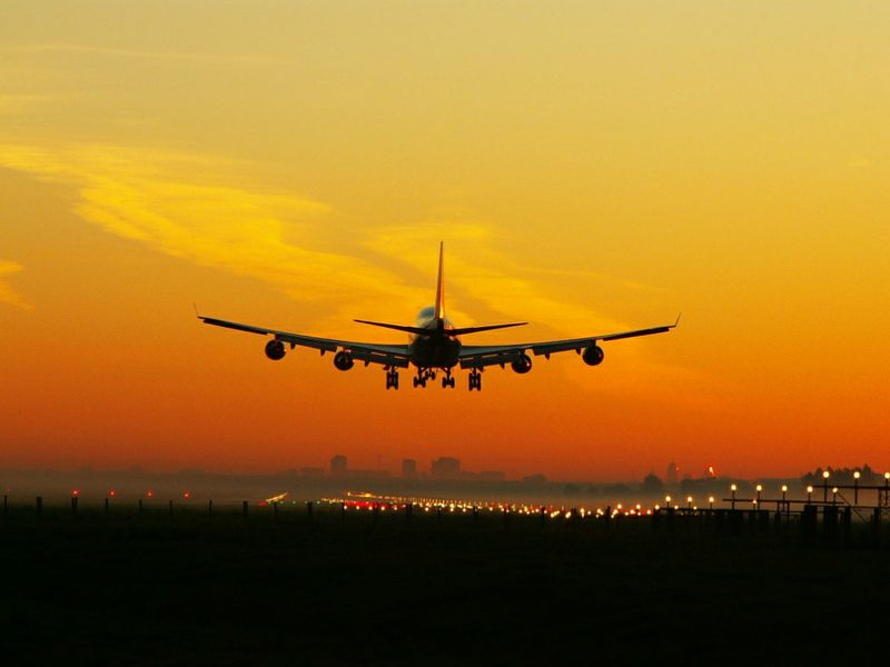 Se l'Alta velocità viaggia in aereo