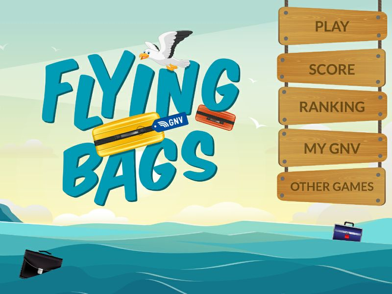 Flying Bags Gnv