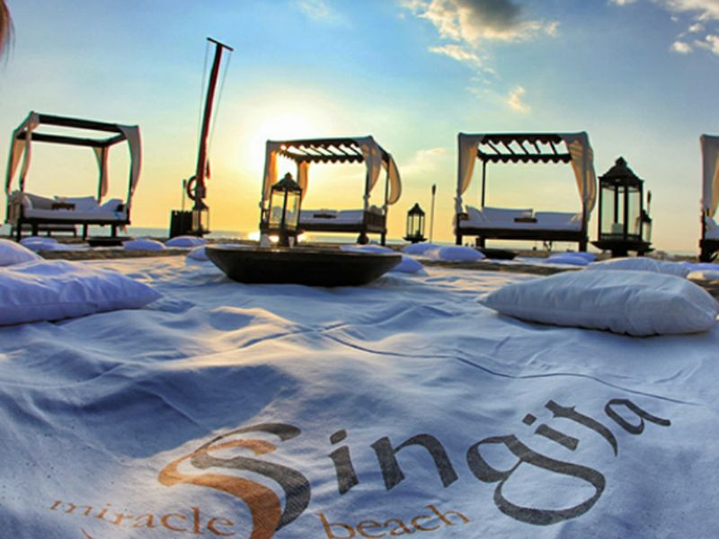 Singita Beach Club