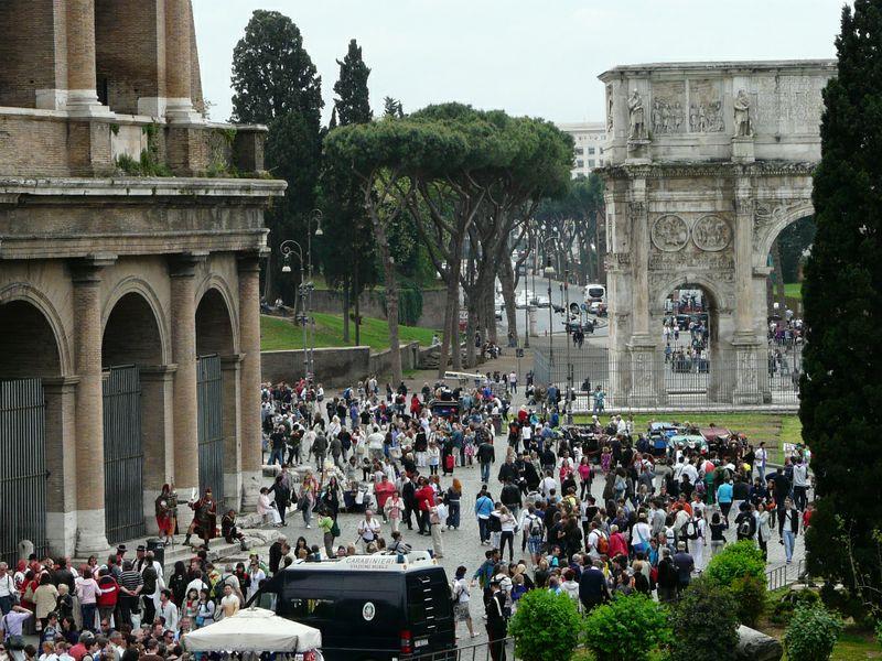 Adriano Meloni, Roma: \