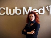 Helga Niola, Southern Europe recruitment manager Club Med