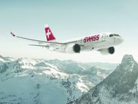 Swiss Bombardier CS 100