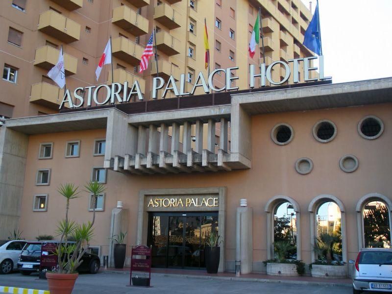Astoria Palace Hotel Palermo Contatti