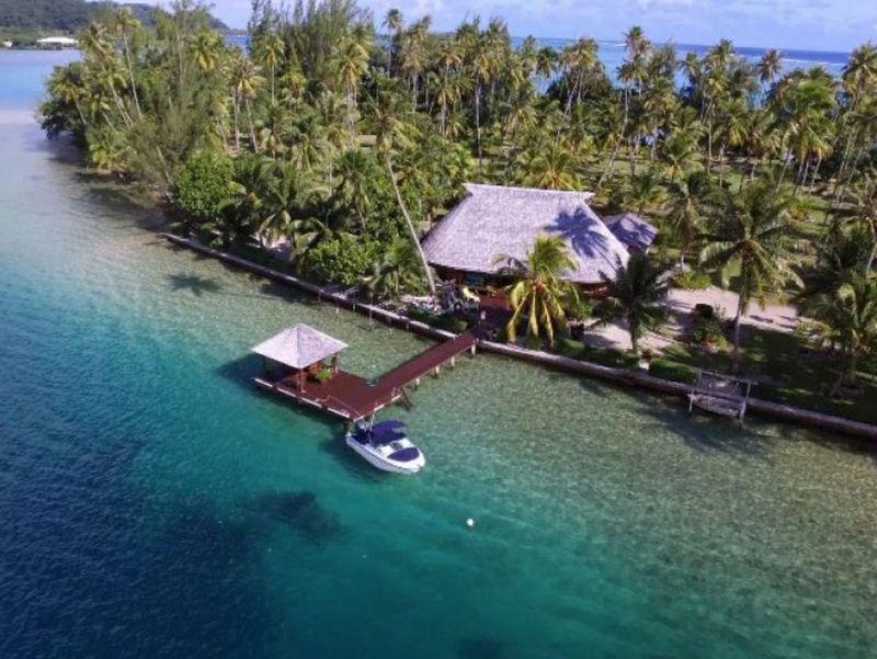 All\'asta il paradiso vicino a Bora Bora: prezzo base 6 milioni di ...