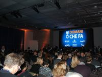 Talk show al BizTravel Forum