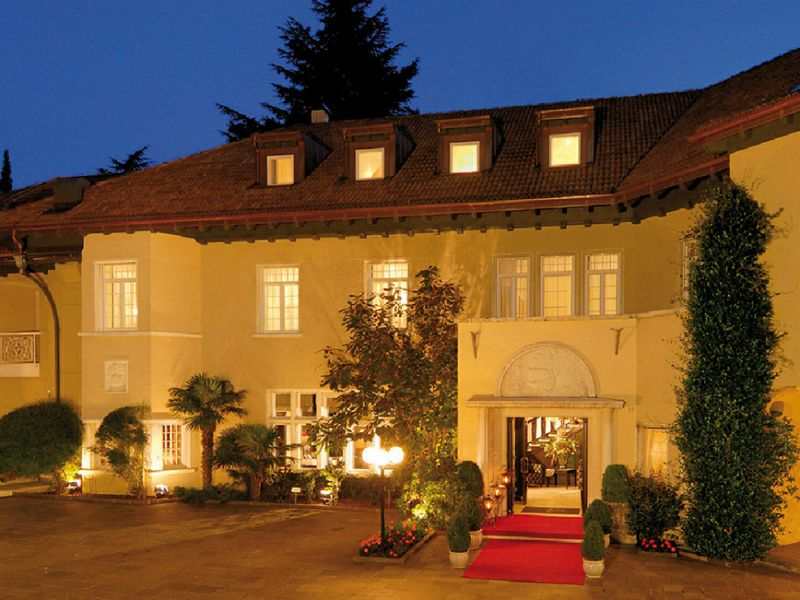 Villa eden leading park retreat entra in small luxury for Leading small luxury hotels of the world