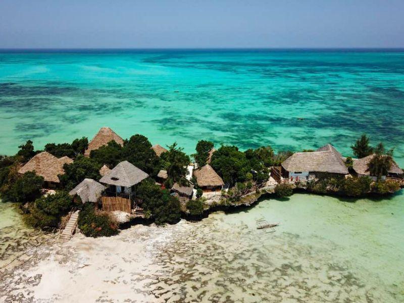 Circuito Zanzibar : Azemar: inaugurato a zanzibar il nuovo the island ttg italia