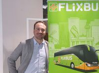 Andrea Incondi, country manager Italia di Flixbus