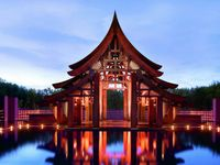 The ritz carlton thailandia marriott