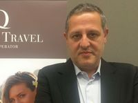Ramon Parisi, direttore commerciale Domina Travel