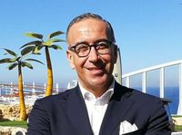 Silvio Ciprietti, head of sales Rccl Italia su Symphony of the Seas
