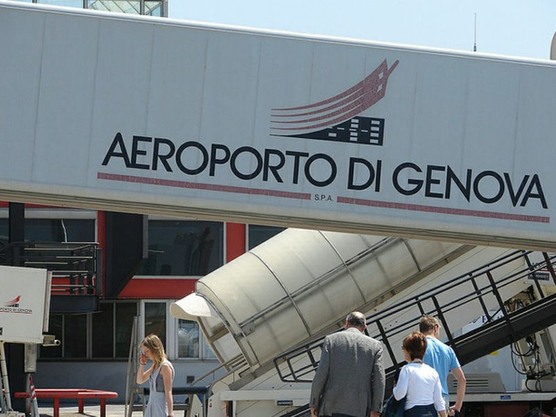 Uscita Genova Aeroporto : Genova potenzia il collegamento con l aeroporto via