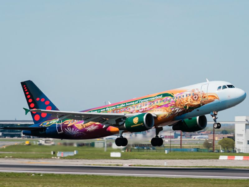 Brussels Airlines Tomorrowland