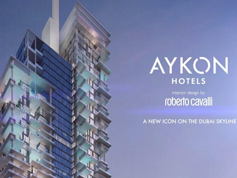 on sale f96a8 c214b Roberto Cavalli entra negli alberghi con il marchio Aykon ...
