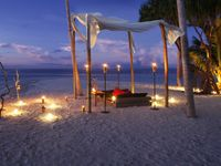 Beach Dinner (PW1205)  The Residence Maldive Fonte: The Residence