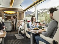 Glacier Express, la carrozza Excellence