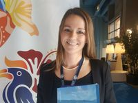 Birgit Gfolner, sales manager di Star Clippers