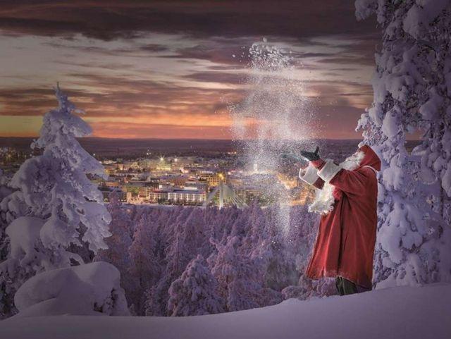 Sito Ufficiale Di Babbo Natale.La Crisi Non Risparmia La Casa Di Babbo Natale A Rovaniemi Ttg Italia